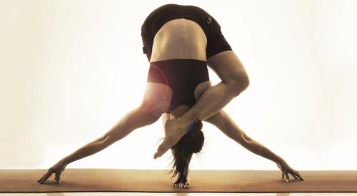 Асана из хатха-йоги