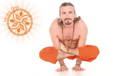 Асана из Ишвара йоги