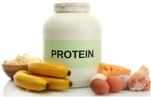 Продукты,  содержащие протеин, полезные для спортсменов