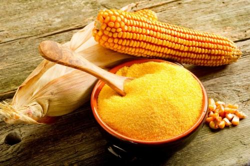 Кукуруза и мука из нее