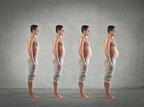 Как перестать толстеть