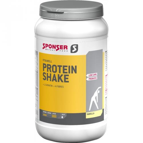 Банка с протеиновым коктейлем