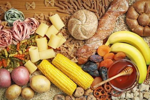 Углеводы: овощи и фрукты