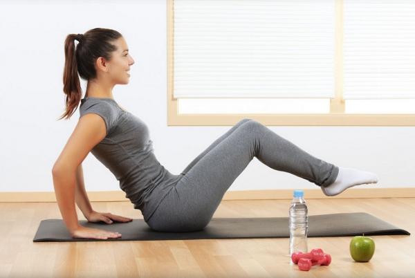 Упражнение с отягощением