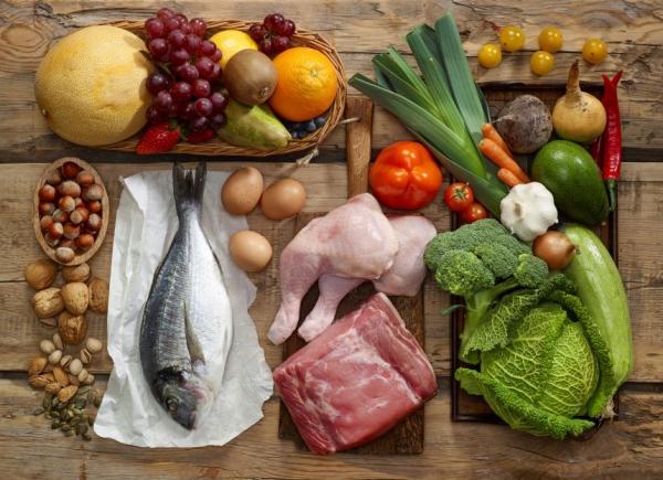Полезные и здоровые продукты