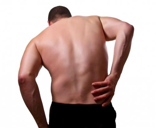 Боль от растяжения в спине