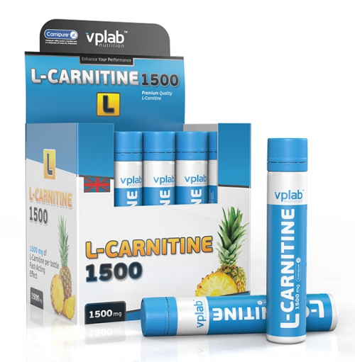 Л-карнитин в капсулах