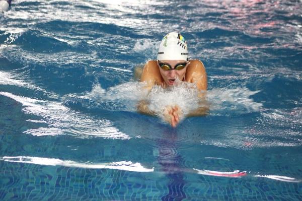Правильное дыхание во время плавания