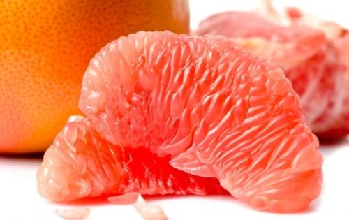 Мякоть грейпфрута