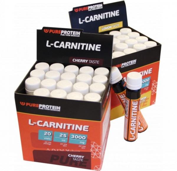 Карнитин - жиросжигатель