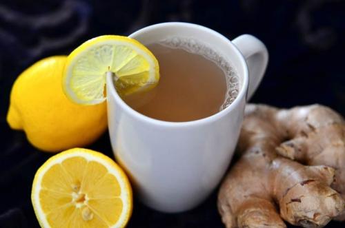 Имбирный чай с лимоном- польза, рецепты, как приготовить